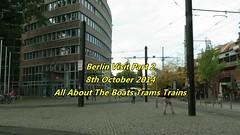 Berlin Visit Part 2: 8th October 2014 (Happydays 65) Tags: berlin germany europe tram trains ubahn publictransport berlinerdom scheunenviertel spreeriver museminsel bodestr canong16 hackerschermarket