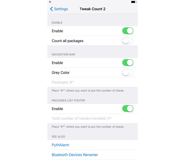 អ្នកហែកគុក iPhone ហើយនឹងចូលចិត្តតម្លើង Tweaks នោះ គួរតែតម្លើង Tweak មួយនេះ ទុកដែរទៅ