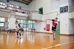 7thMoxaBadmintonIndustrialCup228 (Josh Pao) Tags: badminton 師大附中 羽球 大安站 moxa 第七屆 邀請賽 艾訊 四零四 axiomtek 工業盃 工業電腦盃
