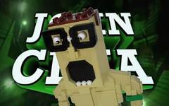 WWE Nerdly John Cena! (Hacim Bricks) Tags: brick nerd john lego cena wwe nerdly johncena bricknerd nerdvember