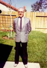 Robert Gordon Boswell, Sr. in Sun City, CA - 1988 (ataribravo1) Tags: california ca city sun robert senior bill jean 1988 william gordon sr boswell lawanda kissell
