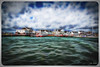 Town Quay, Southampton (P Sterling Images) Tags: water ferry port docks photoshop boats pier town waterfront harbour vibrant jetty sony sigma quay cc filter 80s southampton 1020mm toned 1980s isle hdr wight hythe a35 fractalius