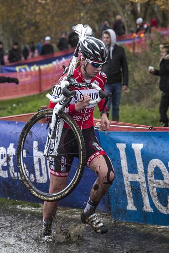 Cyclocross Essen 2015 Dames 16