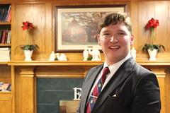 Evan (atodrake) Tags: man formal fraternity headshot suit