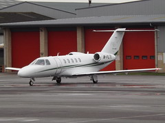 M-FLYI Cessna Citation CJ4 (Aircaft @ Gloucestershire Airport By James) Tags: james airport gloucestershire cessna lloyds citation bizjet cj4 egbj mflyi