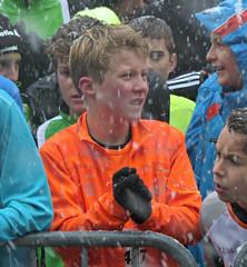 Antoine 2 (Cavabienmerci) Tags: boy sports boys sport race children schweiz switzerland kid  child suisse running run course runners fribourg pied freiburg runner corrida bulle laufen lufer lauf 2015 bulloise