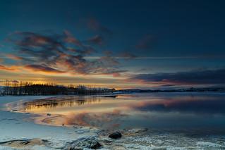 Lake Elliðavatn