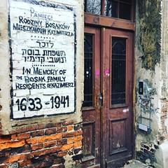 Jewish Quarter (piallos) Tags: poland cracovia