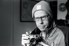 Rare Shot of Alex_ (Bill Smith1) Tags: believeinfilm billsmithsphotography hc110b halton heyfsc nikkorai50f14lens nikonn90s oakville rolleirpx400