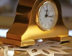 macro mondays - corner (jeannie debs) Tags: clock macromondayscorner newyear celebration dollshouse miniture macro