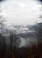 5-TurkeySpurOverlook (T's PL) Tags: tamron18270f3563diiivcpzd tamron 18270 nikon beckleywv grandcanyonoftheeast nationalpark newrivergorgenationalrivergrandview nikond7200 d7200 turkeyspuroverlook westvirginia wv nikontamron tamronnikon tamron18270 outdoor sky clouds fog foggy landscape