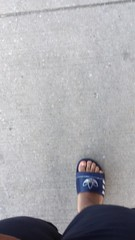 IMG_7953 (_bagent1) Tags: myfeet boyfeet chubbyfeet barefeet bearfeet thickfeet chubbytoes chubby chubbysoles soles slides sandals tops toes