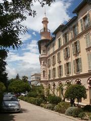 Hôtel Alhambra - Nice/Cimiez, Côte-d'Azur, France (3D-Stretch) Tags: alhambra hôtel hotel cimiez nice paca provencealpescôtedazur côte cote dazur azur alpesmaritimes alpes maritimes maritime 06 french riviera française francaise france ue eu