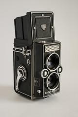 Rolleimagic II 1962 (Berlin-Knipser) Tags: vintagecamera kamera heliconfocus focusstacking focusbracketing