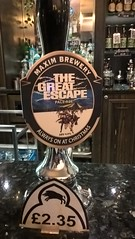 The Great Escape - Maxim Brewery (DarloRich2009) Tags: thegreatescape maxim maximbrewery beer ale camra campaignforrealale realale bitter handpull brewery