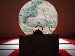 walking around Kamakura 2016.12.26 (15) (double-h) Tags: omdem10markii omd em10markii mzuikodigitaled1442mmf3556ez 鎌倉 鎌倉市 kamakuracity kamakura buddhisttemple temple meigetsuin 寺 寺院 明月院