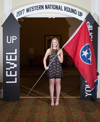 flag-bearer - definition and meaning