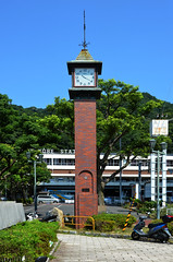 Shin Kobe Station Clock (Bracus Triticum) Tags: shin kobe station clock 1020 神戸市 hyōgoprefecture 兵庫県 日本 japan 8月 八月 葉月 hachigatsu hazuki leafmonth 2016 平成28年 summer august