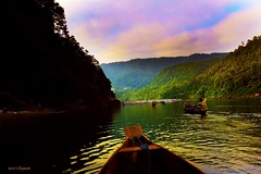 An Evening at Dauki River (Rajneesh Parashar) Tags: dauki river meghalaya northeastindia india asia northeast evening boating hills landscape incredibleindia lovelyindia gonortheast shillong lonelyplanetindia lonelyplanet natgeo earth sunlight realindia discovery discoveryindia