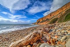 Ocean Trails with Cloud Trails (Michael F. Nyiri) Tags: palosverdespeninsula california southerncalifornia canonflickraward