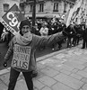 _DSF4103 (sergedignazio) Tags: france paris street photography photographie rue fuji xpro2 manifestation sanslogis dal notredame gendarmerie crs
