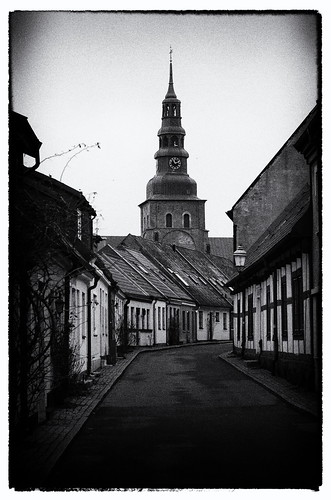 Ystad, old style in a new way