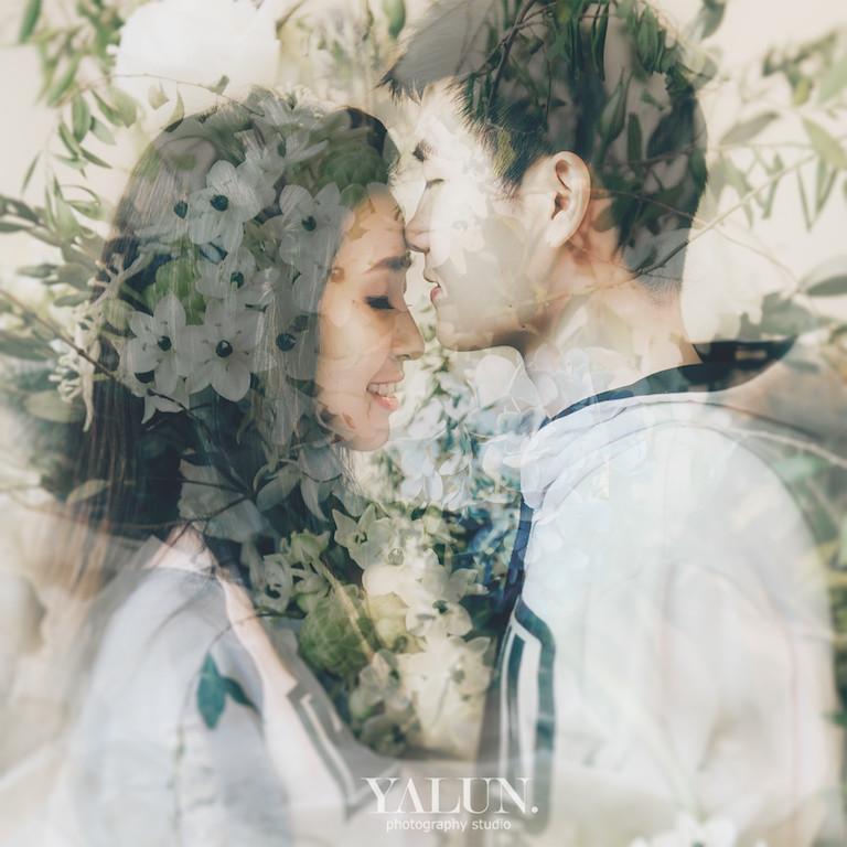 婚攝亞倫,亞倫婚禮攝影,情侶寫真,lovers,I am YUKI,大安森林公園,華山文創