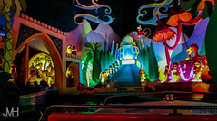 Welcome to the Middle east (Jojo_VH) Tags: 2016 dlp disneylandparis april attraction darkride disney itsasmallworld