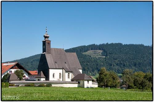 "Abtsdorf - Pfarrkirche ""Hl. Laurentius"""