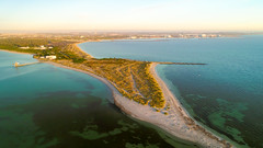 Woodman Point (James A Collins) Tags: aerialphotography woodmanpoint westernaustralia beach dji drone djiphantom4pro coogee australia au