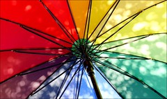 Catch the rays [in explore] (flowrwolf) Tags: smileonsunday rainbows smile sunday smileonsundayrainbows rainbowsforsmileonsunday rainbow catchycolours 73catchtheraysfor117in2017 117in2017 117picturesin2017 catchtherays umbrella rainbowcolouredumbrella brollie rainbowcolour outdoor outdoors outside outsideinthesun dappled multicolouredumbrella inthedappledshade nature itshotoutside sun heat sony sonya65 red orange yellow green blue violet manycolours color colors vividcolour brightcolour vivid bright black coloursoftherainbow victoriaau indigo inexplore flowrwolf