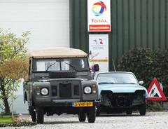 1983 Land-Rover 88 (peterolthof) Tags: peterolthof hoogkerk 3vhf87 landrover 88