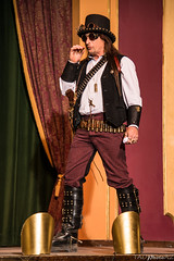20170305-DSC_0167 (Daniel Sennett) Tags: wild west con steampunk convention tao photography taophotoaz arizona tucson az gears doctor who airship isabella tea racing splendid