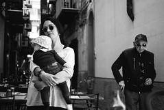 people of various generations (gorbot.) Tags: leicam8 carlzeiss35mmbiogonf2zm mmount rangefinder blackandwhite monochrome street sicilia sicily roberta louis