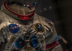 Alan Shepard Spacesuit (Mike Sperduto) Tags: nasa space alanshepard kennedyspacecenter spacetravel spaceflight