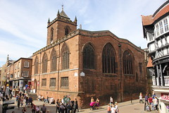 St Peter's Church, Chester (Jeff Buck) Tags: stpeters church cheshire chester