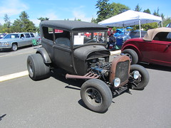 Hot Rods at LaConner
