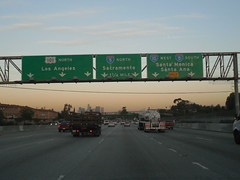 I 5-10 Signs (jimmywayne) Tags: california sign losangeles i5 101 interstate i10 losangelescounty