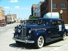DSCF3448_crop (jHc__johart) Tags: auto classic oklahoma automobile carshow packard chickasha