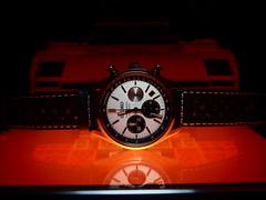 Seiko SDGZ013 Chronograph Automatic LE (Fana ) Tags: les de paul noir lego watches ferrari le automatic horloge creator gibson limited edition seiko timepieces petite chronograph fond champ f40 montre fana aiguille profondeur cadran montres mgn horlogerie brightz montrebracelet sdgz013 8r48 fanawatches watchelse