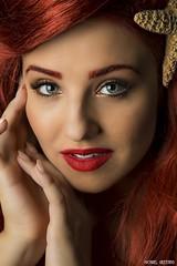 Mermaid Princess... (Ring of Fire Hot Sauce 1) Tags: portrait ariel princess cosplay glamor littlemermaid lbcc longbeachcomiccon rachellitfin