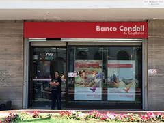 Banco Condell (Canadian Pacific) Tags: chile latinamerica southamerica de banco bank banking chilean latinamerican condell southamerican corpbanca bankology aimg0040