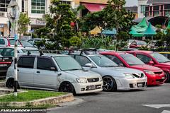 Perodua Kelisa, Proton Waja, & Proton Savvy (fuelgarden) Tags: malaysia kualalumpur proton perodua kelisa savvy slammed stance carphotography waja carculture impian fitment automotivephotography hellaflush