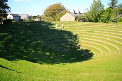 Gwennap Pit (Helen Orozco) Tags: amphitheatre methodism preach johnwesley gwennappit