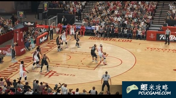 NBA 2K16 運球過人技巧圖文教學