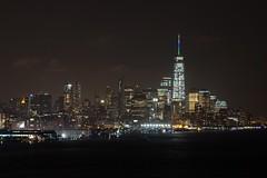 Manhattan nocą | Manhattan at night