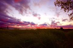 Cool Sunset (Earthfly) Tags: ontario canada eh sunsets lakehuron portelgin ohcanada saugeenshores iamcanadian brucecounty