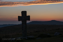 Crazywell Cross K3__8244.jpg (screwdriver222) Tags: sunset england mist archaeology clouds landscape countryside nationalpark cross pentax unitedkingdom devon granite moors tor moor dartmoor moorland k3 princetown tamron2875f28xrdi sharpitor crazywellcross leathertor crazywell