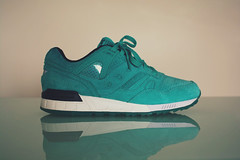 saucony grid sd | no chill (thatgirlwiththekicks) Tags: shoes turquoise teal sneakers retro originals kicks premium saucony nochill gridsd