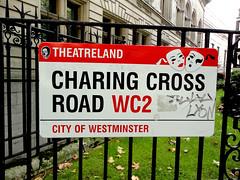 Theatreland (tezzer57) Tags: uk urban london streetsign londonist theatreland